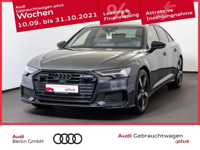 Audi A6 sport 55 TFSI e qu.S tr. LED HUD PDC NAVI, Jahr 2020, Hybrid