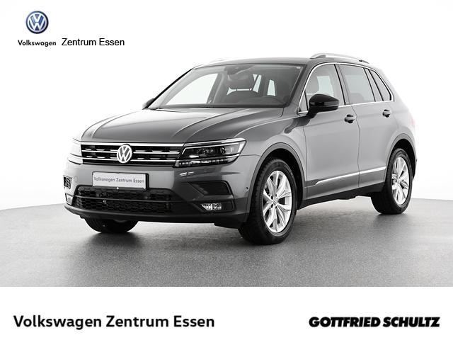 Volkswagen Tiguan IQ.DRIVE 1 5 TSI Stdhzg AHK LED Navi, Jahr 2019, Benzin