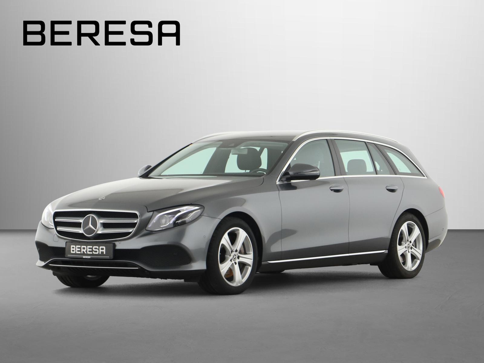 Mercedes-Benz E 350 d 4M T Avantgarde Comand Distronic LED PDC, Jahr 2018, Diesel