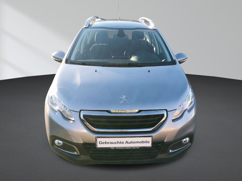 Peugeot 2008 Active PureTech 82 Bluetooth Klima Sitzheizung, Jahr 2016, Benzin