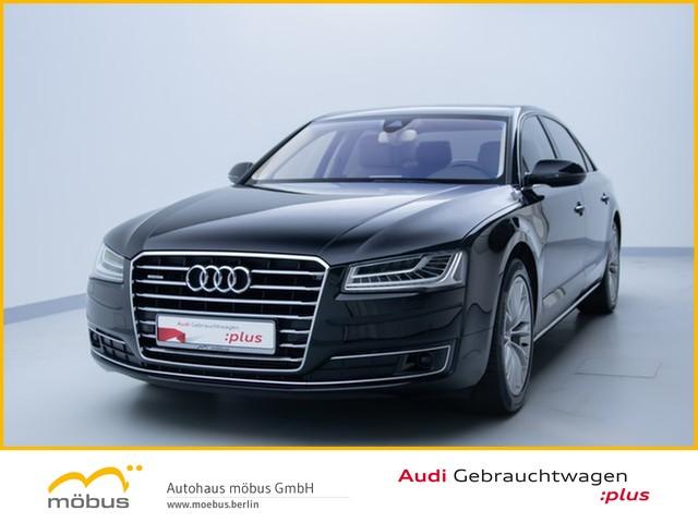 Audi A8 Lang 3.0 TDI TIPTR*QU*LEDER*MATRIX*PAN*ASSIST, Jahr 2016, Diesel