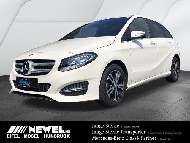 Mercedes-Benz B 180 *KLIMAANLAGE*LED*CD*START-STOP*SITZHEIZUNG, Jahr 2015, Benzin