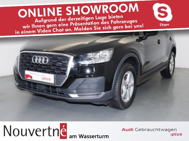 Audi Q2 1.4 TFSI CoD Navi connect, Jahr 2018, Benzin