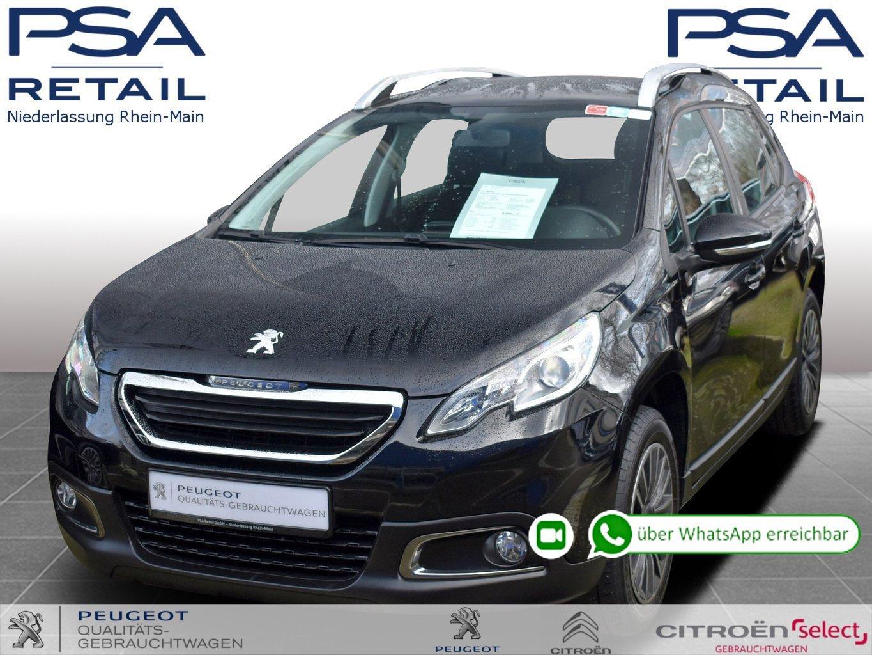 Peugeot 2008 82 VTI Active*Klima*Panorama Glasdach*, Jahr 2013, Benzin