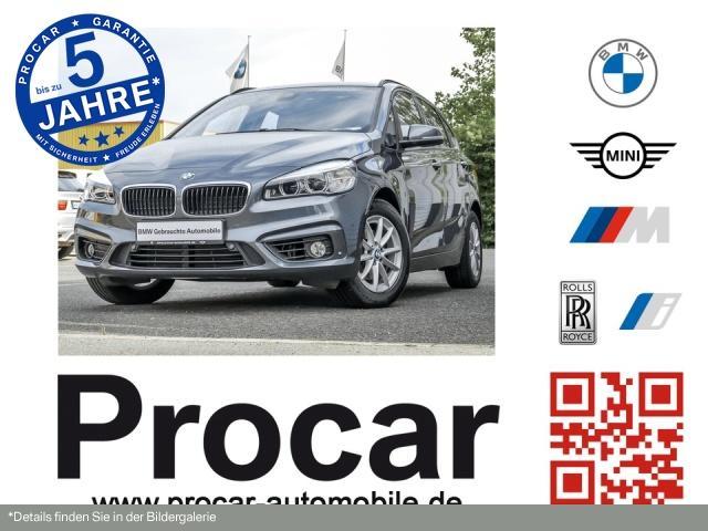 BMW 216 Active Tourer Advantage Klimaaut. AHK PDC, Jahr 2017, Diesel