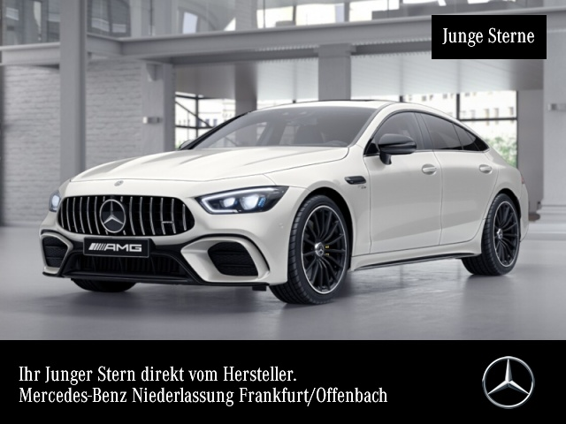 "Mercedes-Benz AMG GT 43 4M+ V8 Styling 20"" NIGHT WIDE 5 Sitze, Jahr 2019, petrol"
