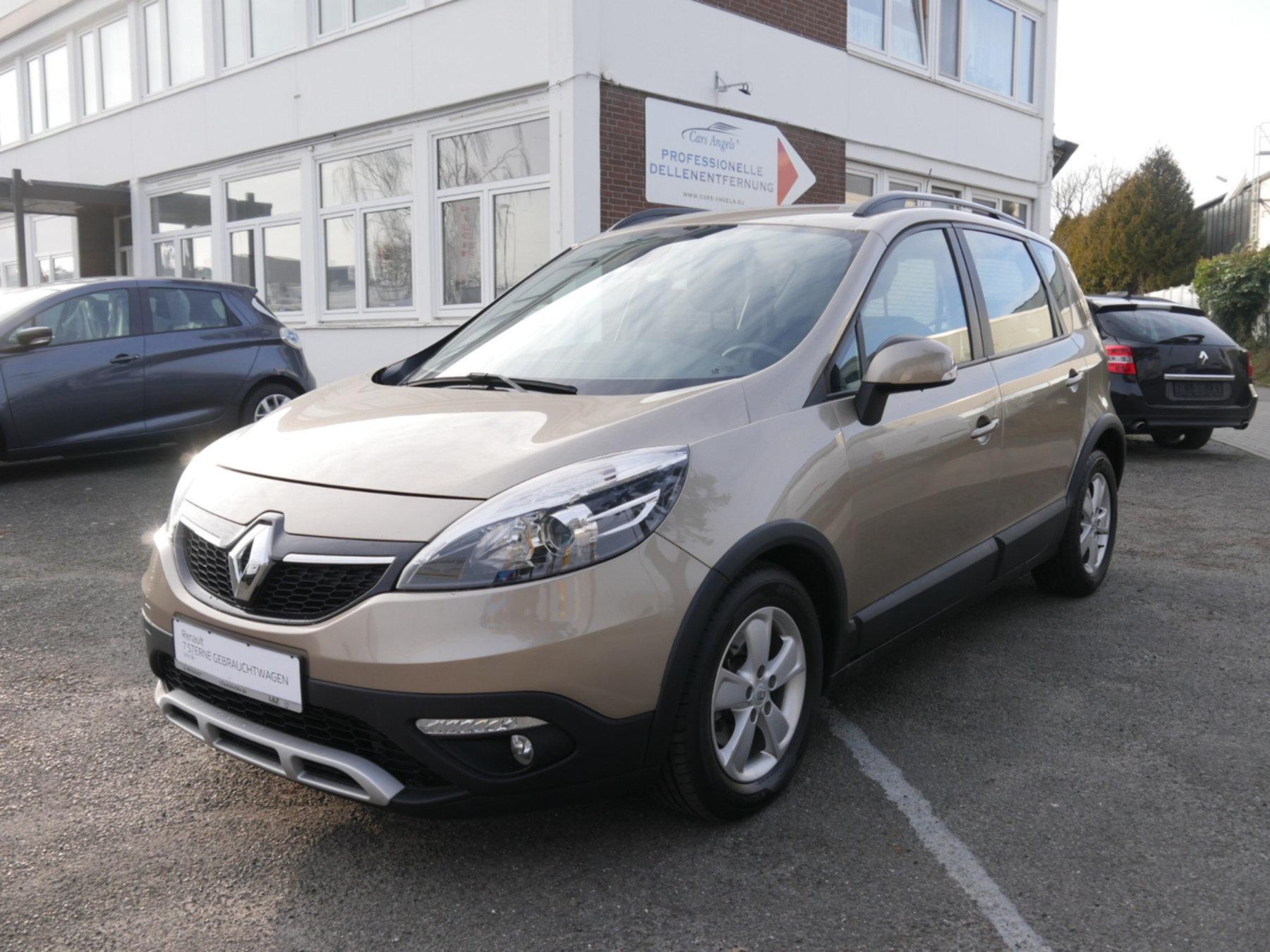 Renault Scenic Paris 1.5 dCi 110 1 Jahr Garantie/TÜV Ne, Jahr 2014, Diesel