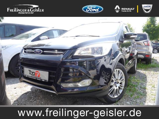 Ford Kuga 2.0 TDCi Titanium 4x4 Keyless Tempo Servo, Jahr 2013, Diesel