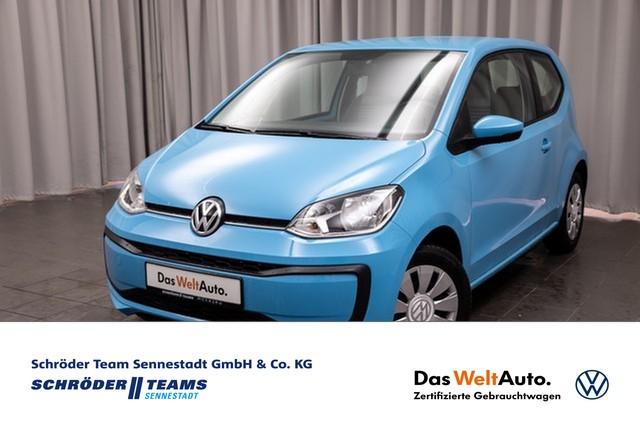 Volkswagen up! move up!, Jahr 2017, Benzin