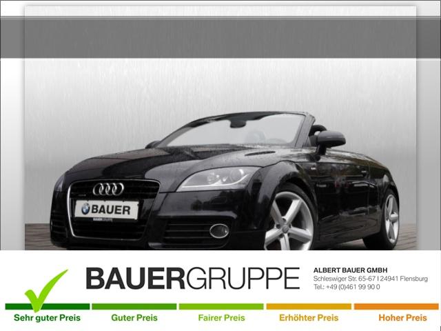 Audi TT 2.0 TDI quattro Sportpaket Navi Vollleder Klima, Jahr 2012, diesel