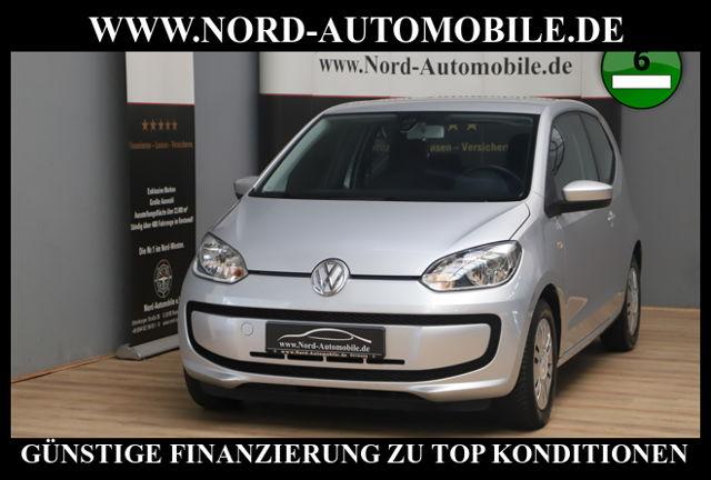 Volkswagen up! move up! 1.0 BMT*Klima*PDC*Radio/CD* move B, Jahr 2016, Benzin