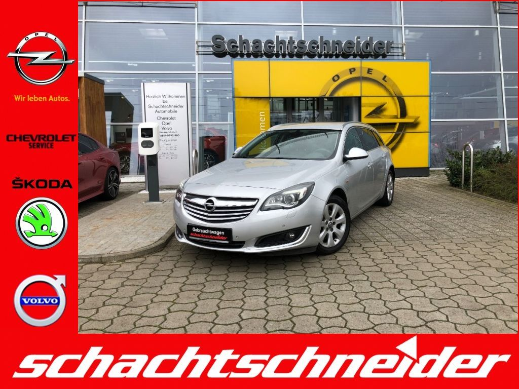 Opel Insignia ST 2.0 CDTI Aut. Innovation+Navi+AGR+Xenon, Jahr 2014, Diesel