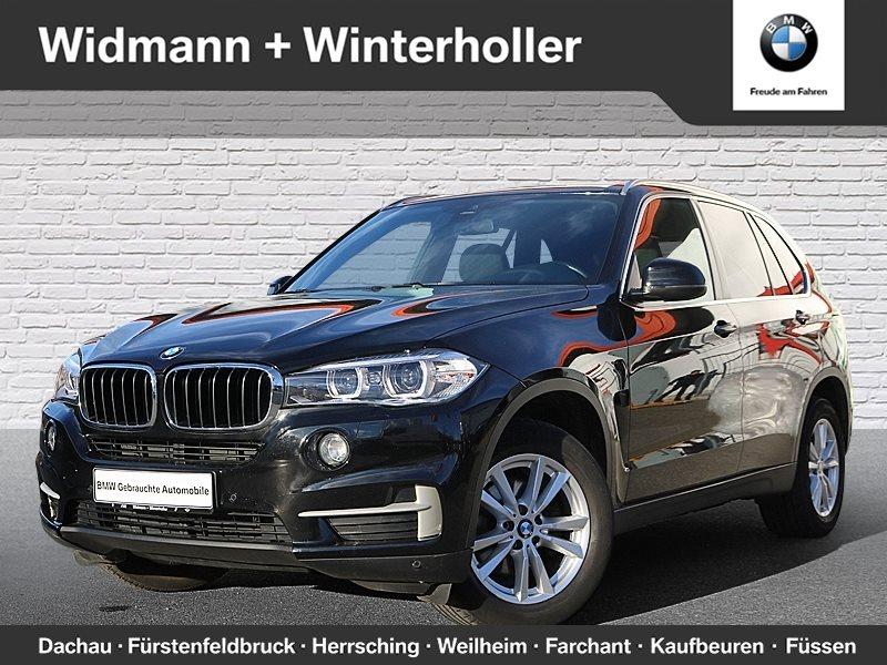 BMW X5 xDrive25d Xenon Panorama RFK Navi Prof. Shz, Jahr 2014, Diesel