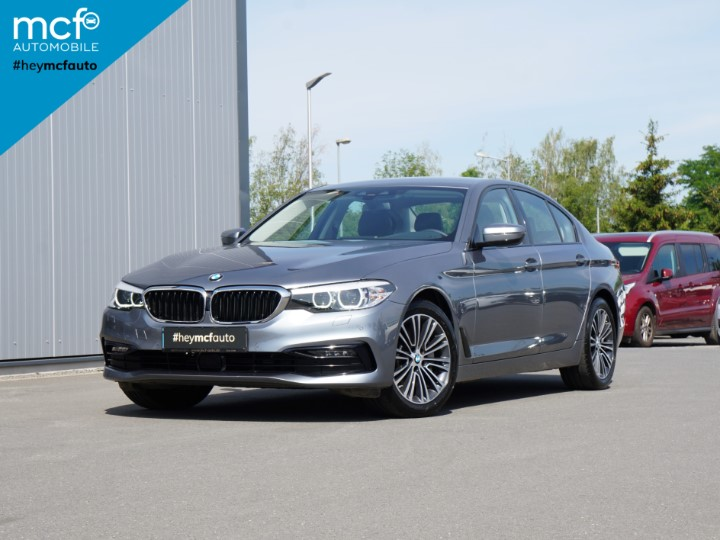 BMW 525d Sport Line *Driving Assistant+*18Zoll*, Jahr 2019, Diesel
