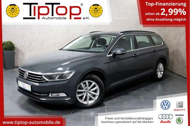 volkswagen passat variant 2.0 tdi bmt dsg led acc navi ahk, jahr 2017, diesel