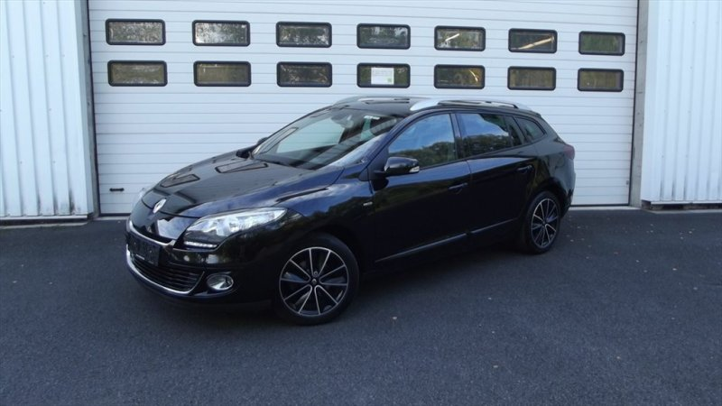 Renault Megane Grandtour 1,2 Bose Edition, Jahr 2013, Benzin