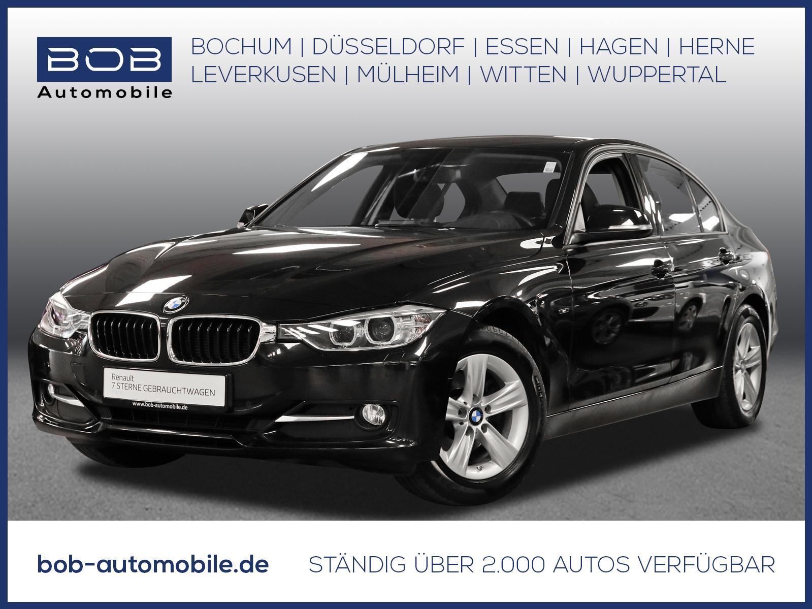 BMW 316 i F30 Sport Limousine LEDER XENON NAVI SHZ A, Jahr 2014, Benzin
