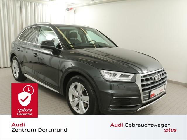 Audi Q5 sport 50TFSIe qu. AiR/LED/19Zoll/AHK/VC, Jahr 2020, Hybrid