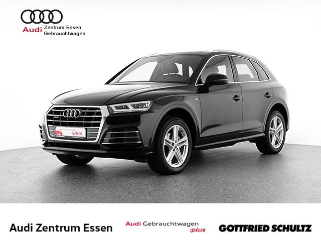 Audi Q5 2.0 TDI quattro sport 2X S-LINE LED NAVI PANODACH RÜFAHR SHZ PDC VO HI FSE, Jahr 2018, Diesel