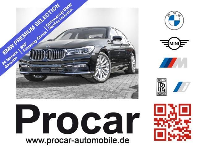 BMW 730d xDrive Innovationsp. Navi Prof. Klimaaut., Jahr 2016, Diesel