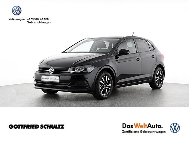 Volkswagen Polo United 1 0 TSI Navi SHZ AppConn Alu, Jahr 2021, Benzin