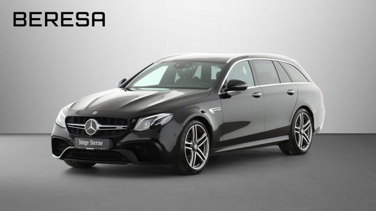 Mercedes-Benz E 63 AMG 4M+ T Distronic Pano. Perf. AbGas HUD, Jahr 2018, Benzin