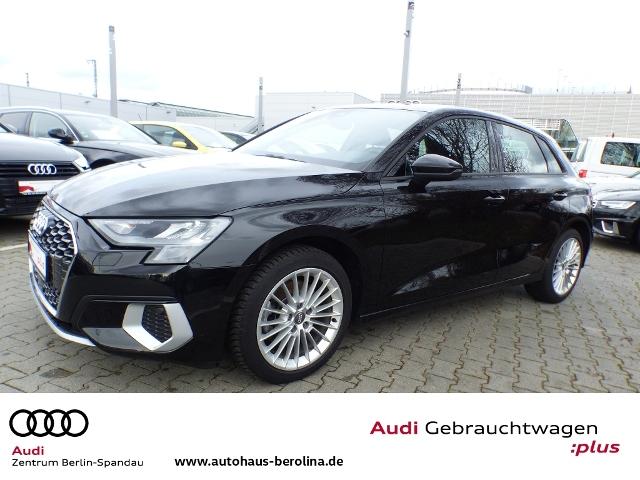 Audi A3 Sportback 35 TFSI Advanced S tro. *ACC*NAV+*, Jahr 2020, Benzin