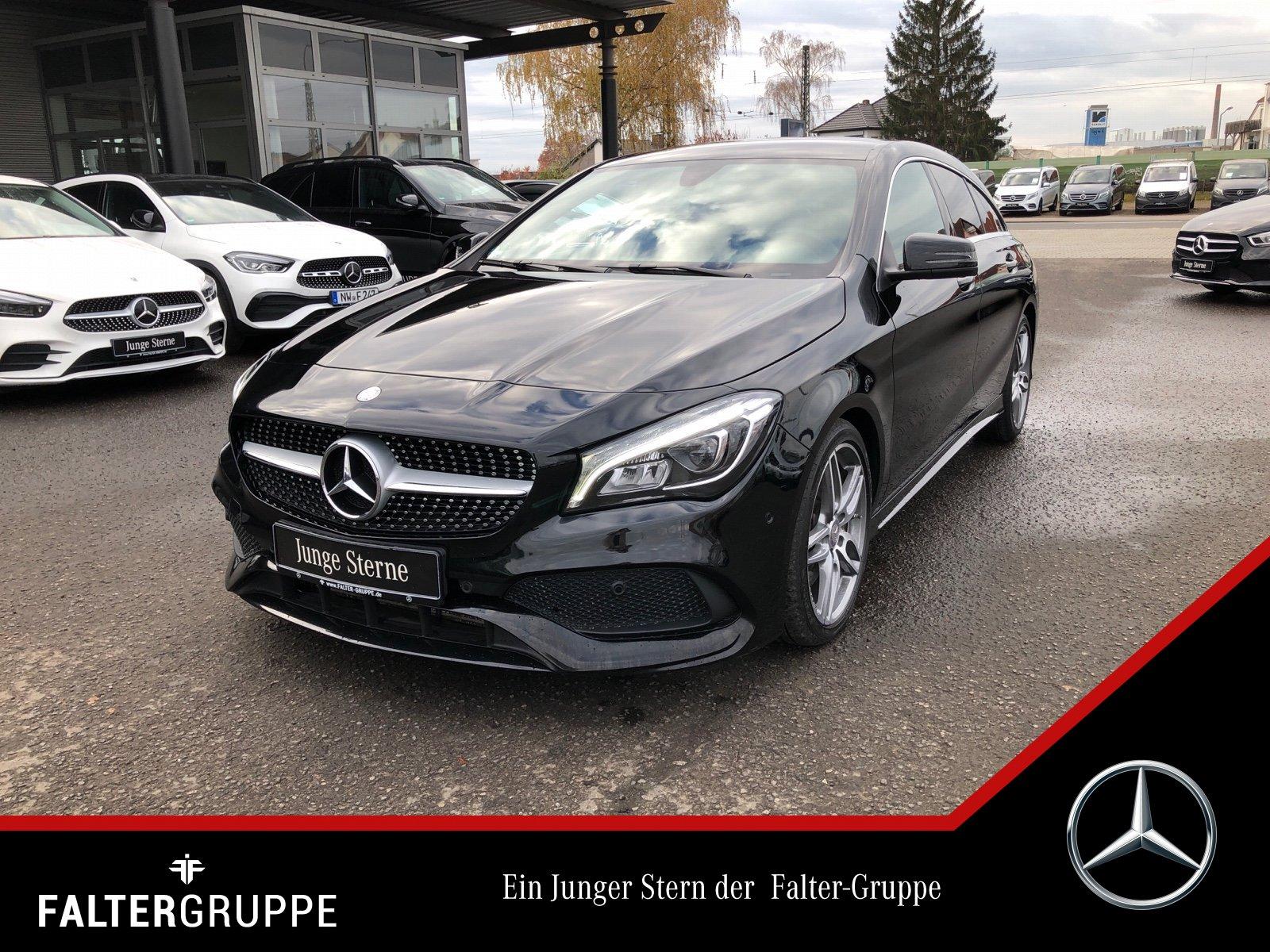 """Mercedes-Benz CLA 220d SB AMG Busines LED SpiegelPk 8""""Navi PTS, Jahr 2016, diesel"""