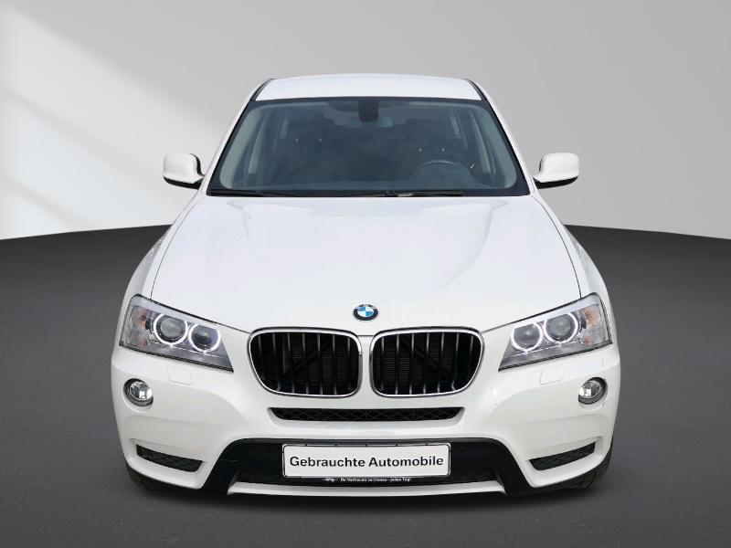 BMW X3 xDrive20d AHK Xenon, Jahr 2013, Diesel