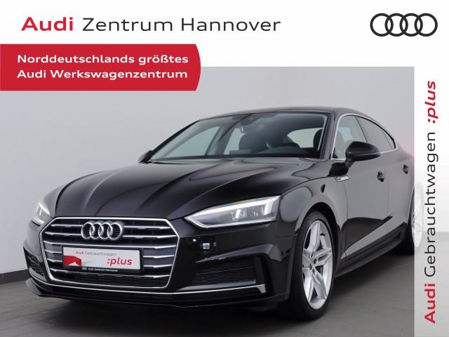 Audi A5 Sportback 35 TFSI Sport 19-Zoll Navi LED S-Line Selection Sportsitze, Jahr 2019, Benzin