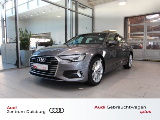 Audi A6 Limousine 40 TDI Sport S tronic Matrix LED, Jahr 2020, Diesel