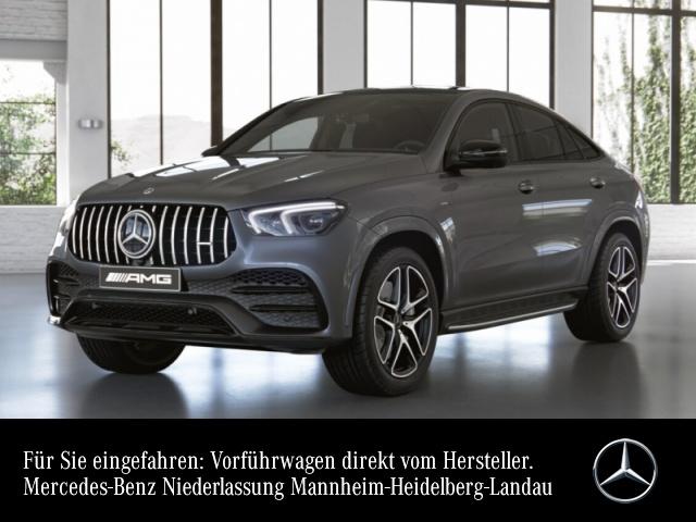 Mercedes-Benz GLE 53 4MATIC Coupé Sportpaket Navi LED Klima, Jahr 2021, Benzin