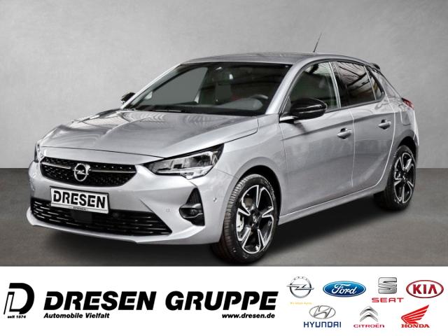 Opel Corsa F GS Line 1.2 Turbo EU6d LED Navi Parklenkass. Rückfahrkam. Fernlichtass. PDCv+h, Jahr 2021, Benzin