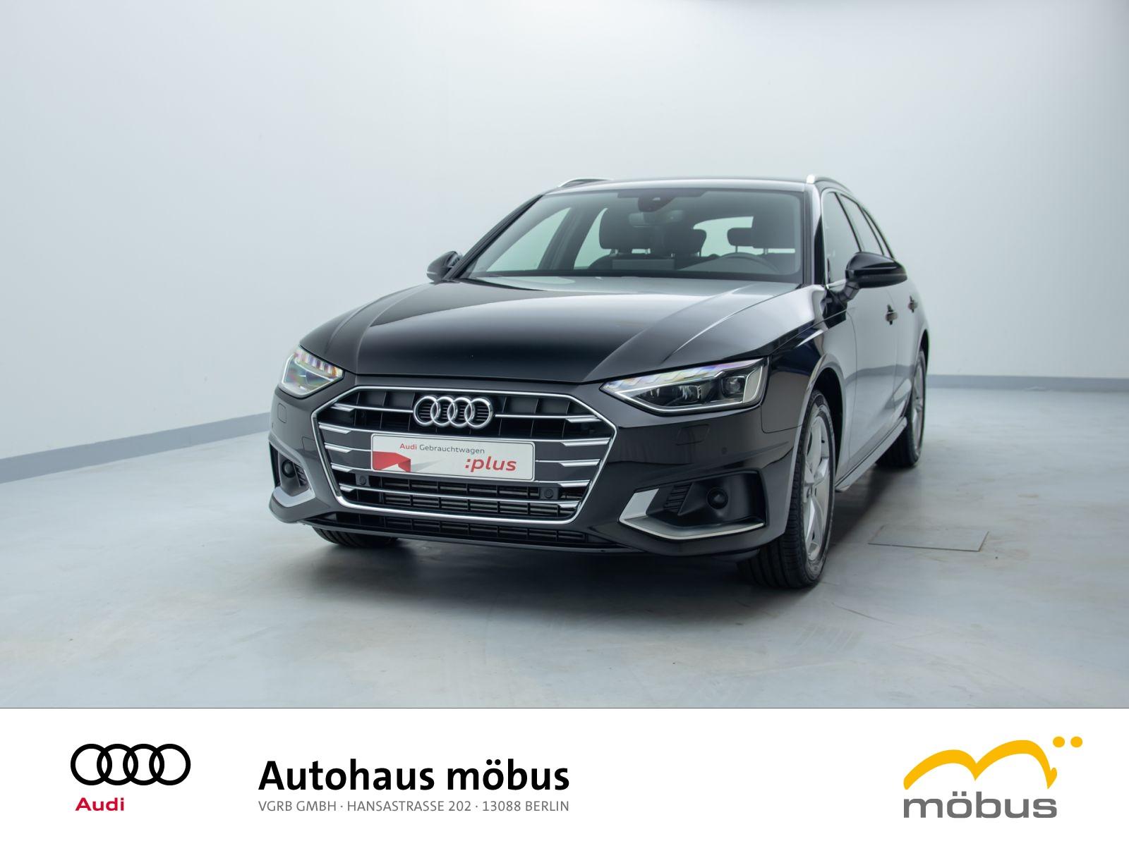 Audi A4 Avant advanced 35 TFSI *S-TRO*ACC*LED*NAV*BT*, Jahr 2020, Benzin