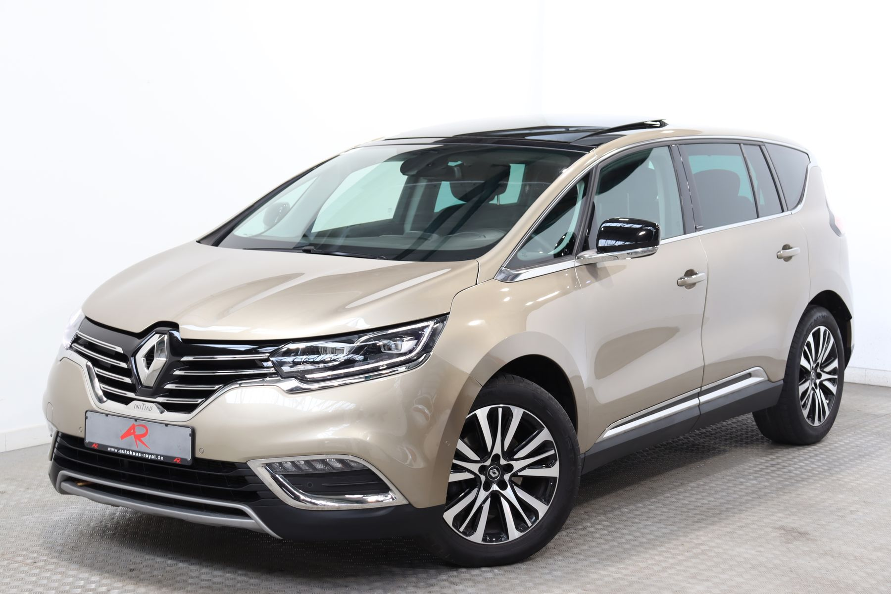 Renault Espace 1.6 TCe EDC INITIALE PARIS,MEMORY,BOSE, Jahr 2015, Benzin