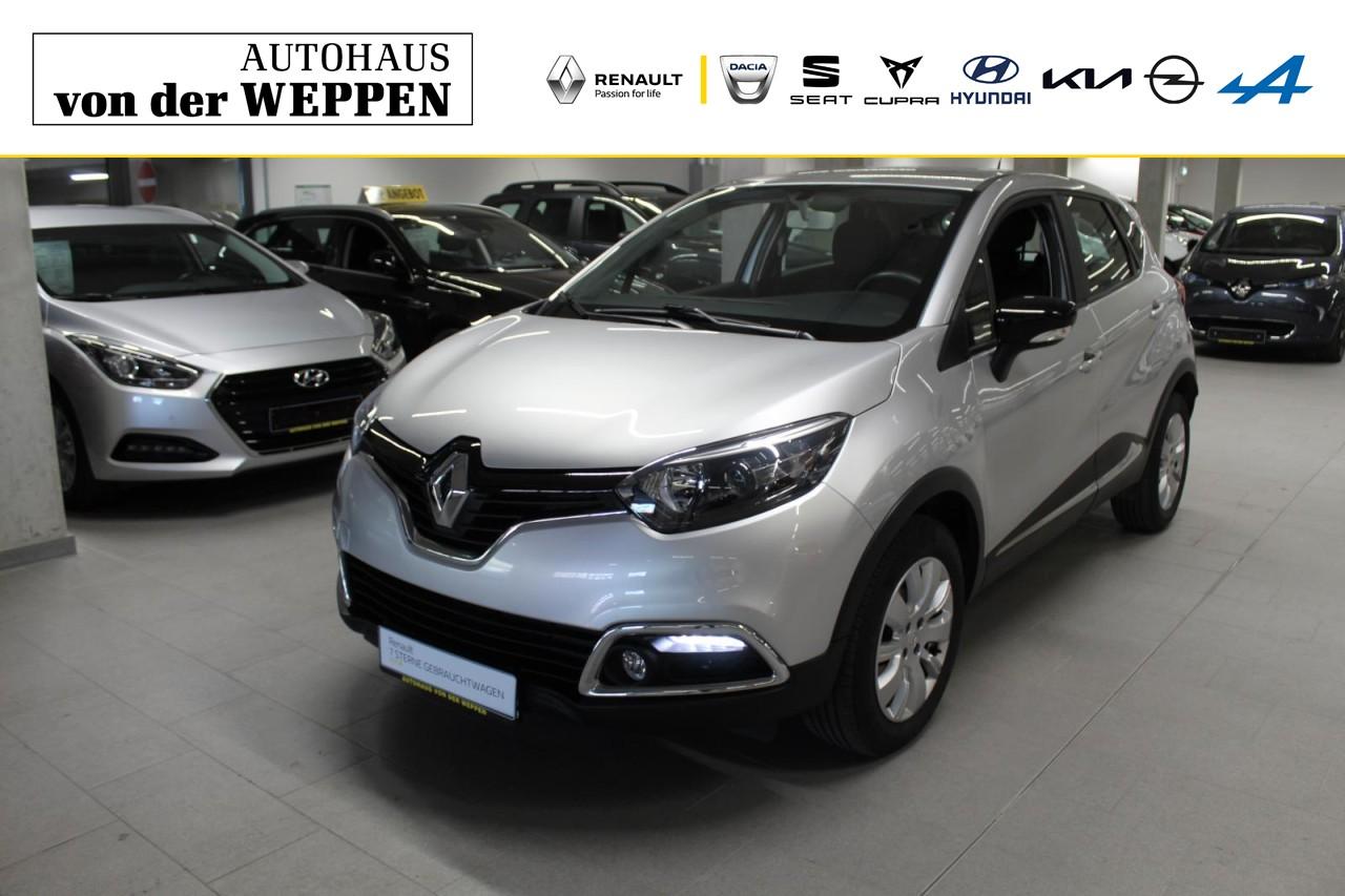 Renault Captur Dynamique Radio, Klima Klima Fenster el., Jahr 2015, Benzin