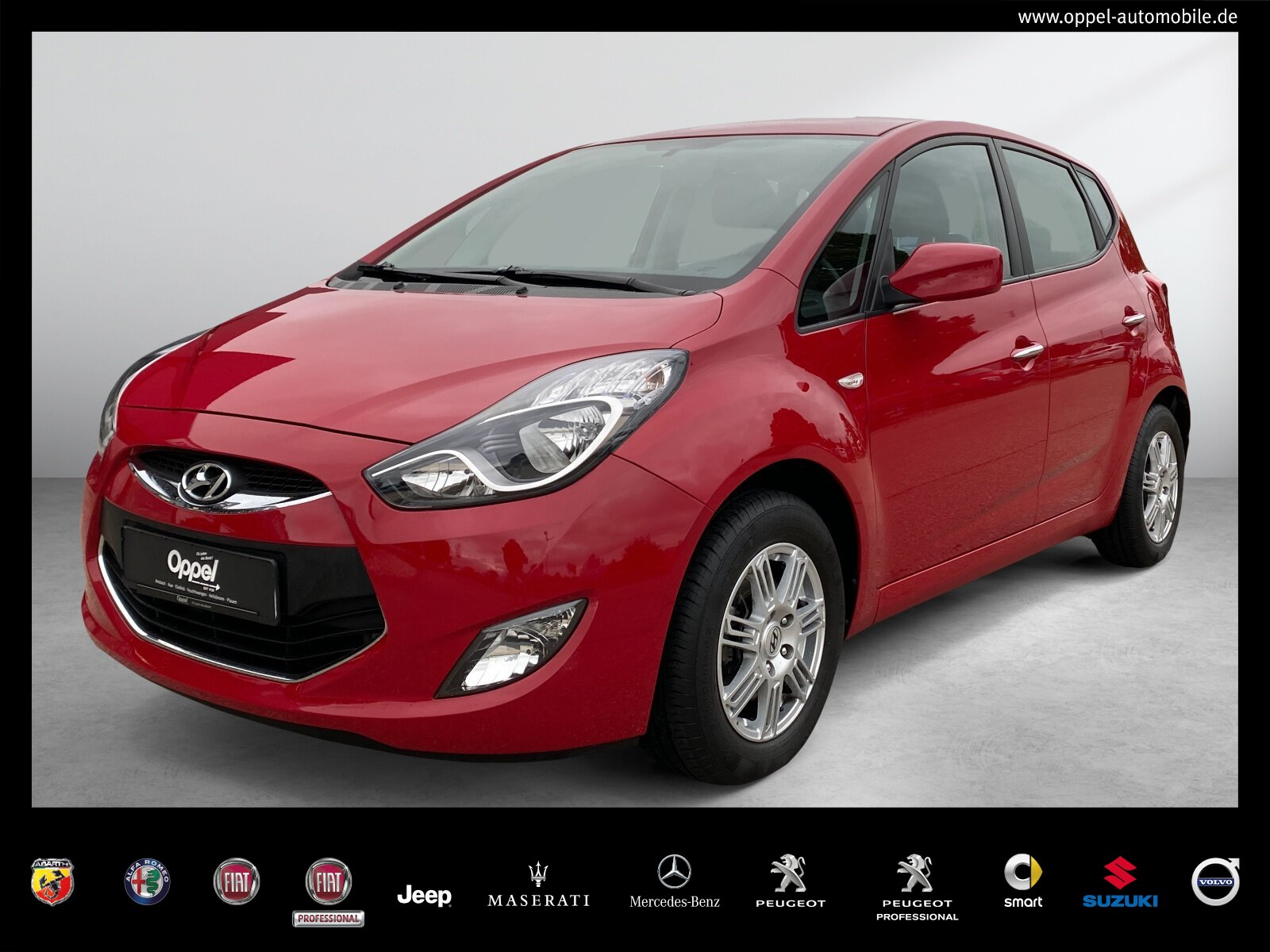 Hyundai Ix20 1.4 FIFA World Cup Edition +KLIMA+SITZH.+BC, Jahr 2014, Benzin