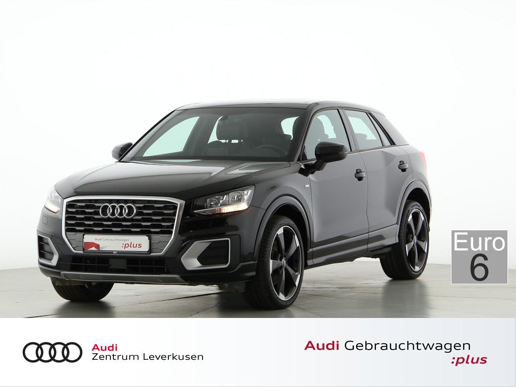 Audi Q2 1.4 TFSI sport, Jahr 2017, Benzin