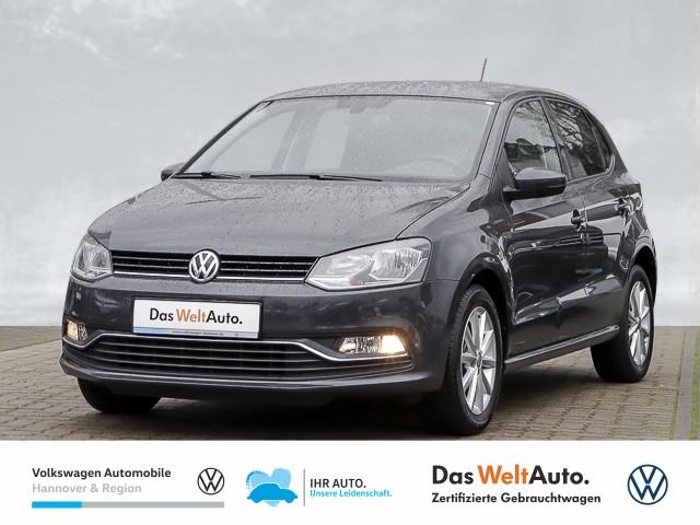 Volkswagen Polo 1.0 Lounge PDC Klima, Jahr 2015, Benzin
