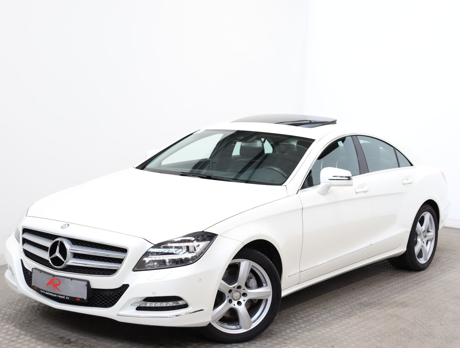 Mercedes-Benz CLS 350 CDI Coupe SPORT DESIGNO,MEMORY,HARMAN/K., Jahr 2014, Diesel