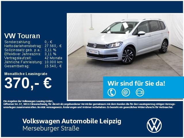 Volkswagen Touran 2.0 TDI United *ACC*Navi*7-Sitze*PDC*, Jahr 2020, Diesel