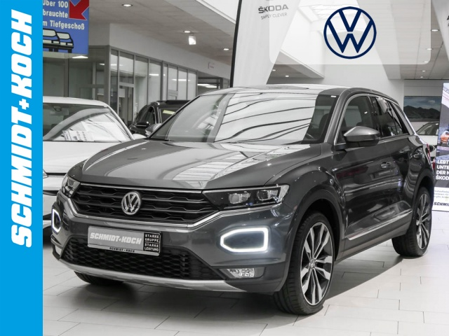 Volkswagen T-Roc 1.5 TSI ACT Sport LED, Navi, SHZ 19, Jahr 2018, Benzin