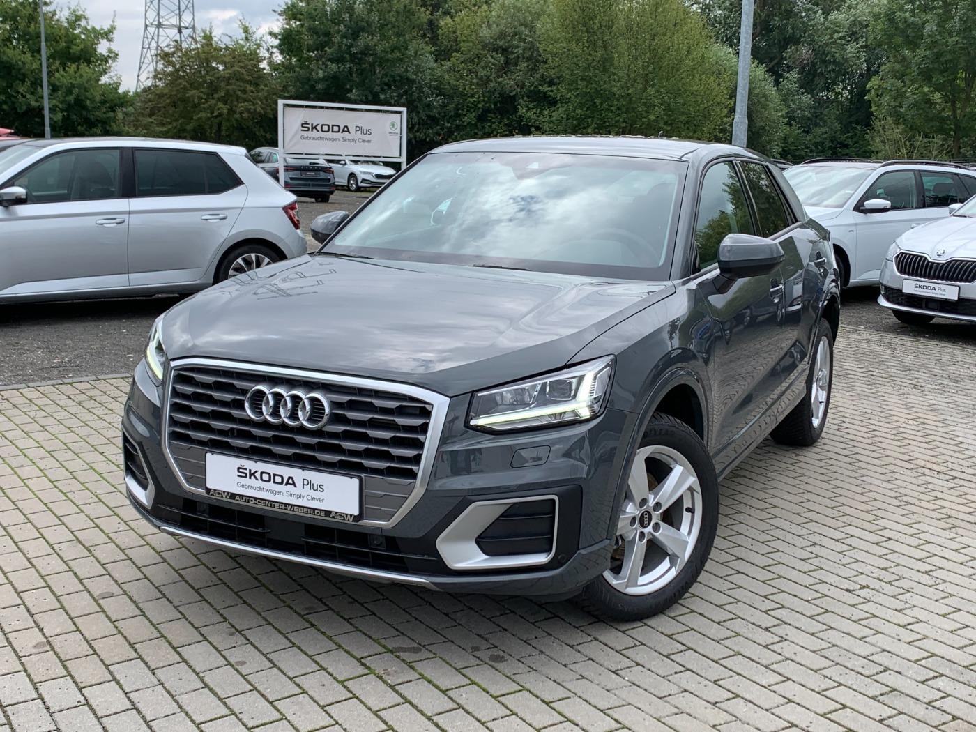 Audi Q2 1.5 TFSI +Servicegutschein*, Jahr 2020, Benzin