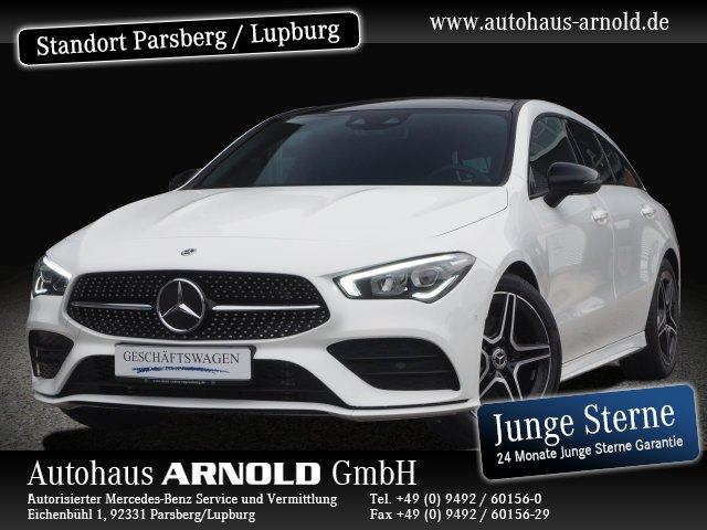 Mercedes-Benz CLA Shooting Brake AMG Line Night Panorama Navi, Jahr 2020, Benzin