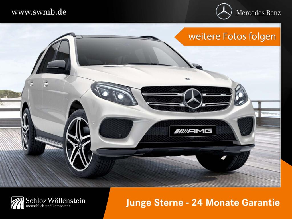 Mercedes-Benz GLE 43 AMG 4M Harman/Sitzklima/Fond-tv/Designo, Jahr 2017, Benzin