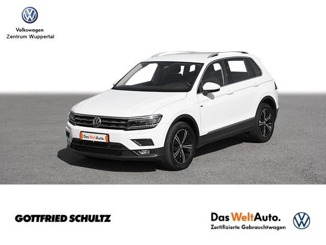 Volkswagen Tiguan 2 0 TDI JOIN DSG LED NAVI SHZ PDC LM ZM, Jahr 2018, Diesel