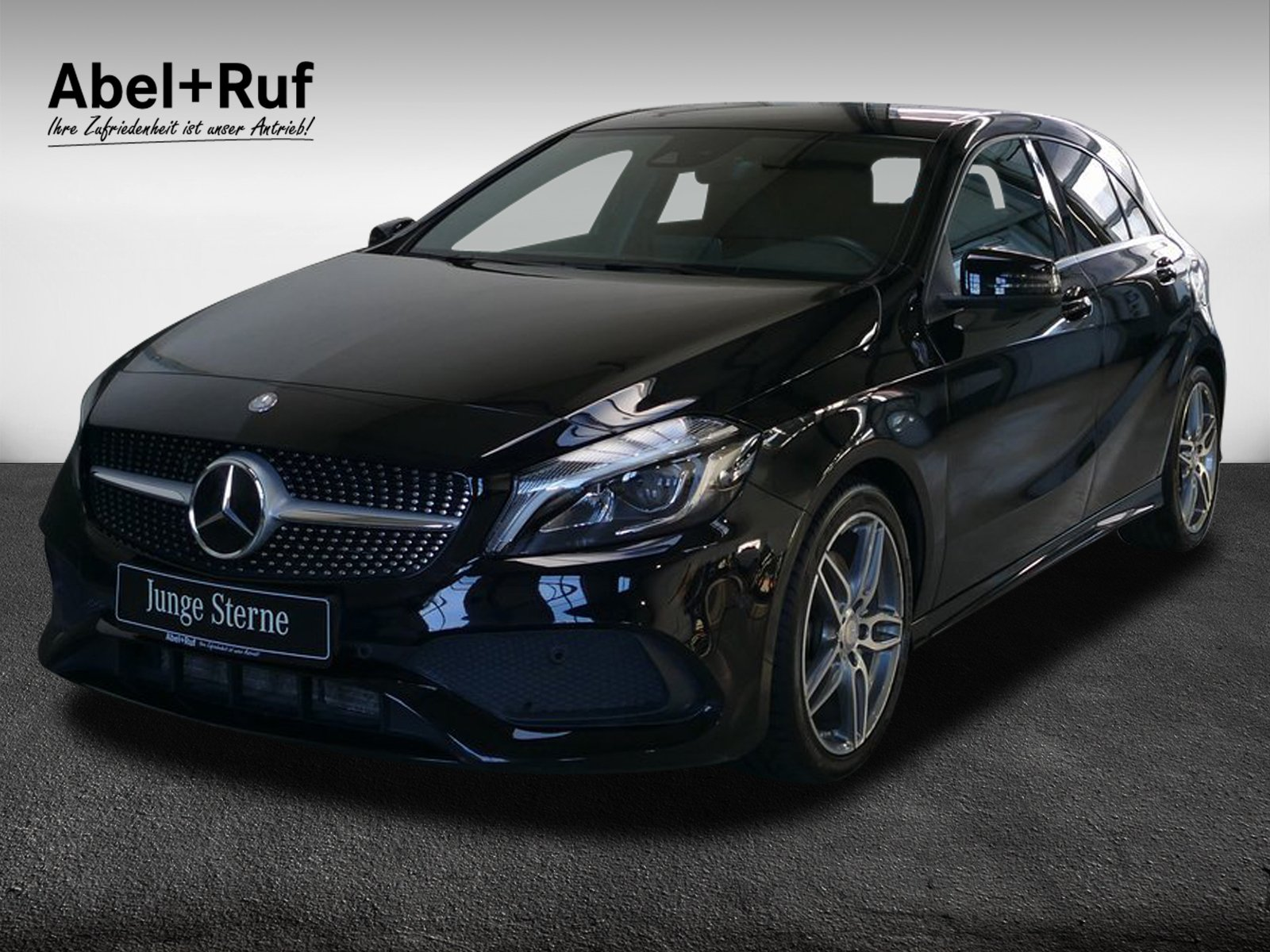 Mercedes-Benz A 220 d AMG+Distronic+Navigation+LED+Kamera+PDC, Jahr 2016, Diesel