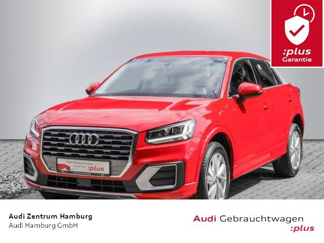 Audi Q2 sport 35 TFSI S tronic LEDER NAVI LED, Jahr 2020, Benzin