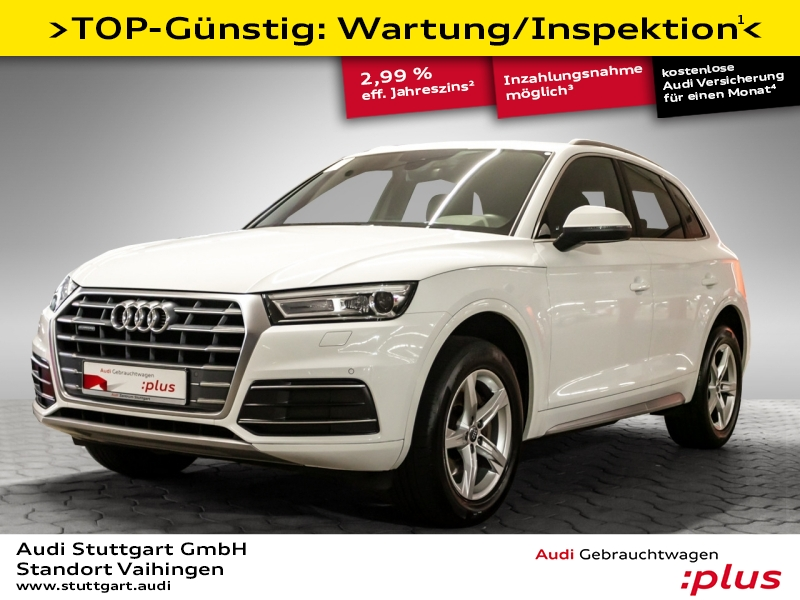 Audi Q5 sport 2.0 TDI quattro Xenon Sitzheizung 18'', Jahr 2018, Diesel