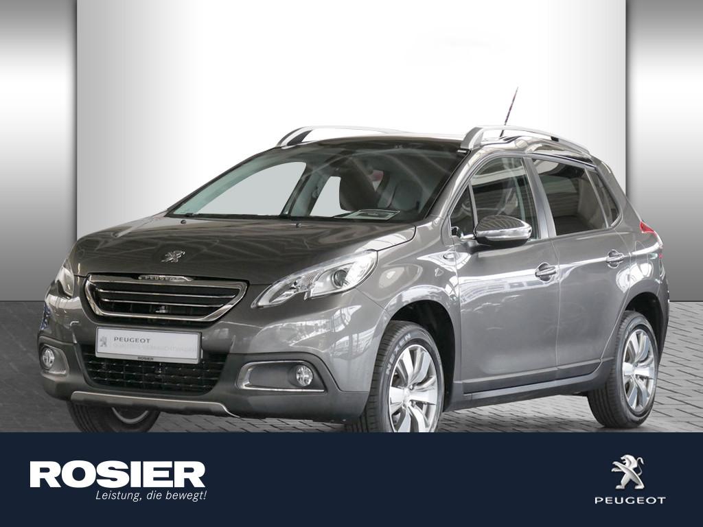 Peugeot 2008 1.2 12V PT82 Style, Jahr 2015, Benzin